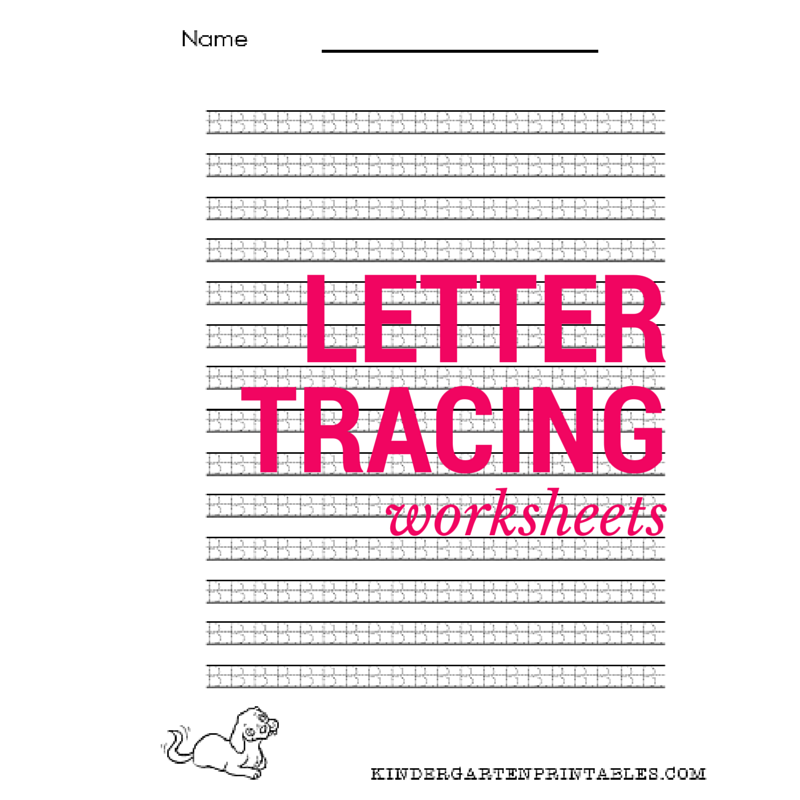 Small Letter Tracing Worksheet Free Printable At Home